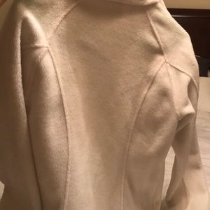 Columbia Jackets & Coats - White Columbia zip up